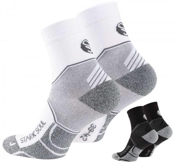 2 Paar Quarter Performance Sport Socks
