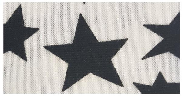 Schlauchschal mit Sterne -Stars-Print-