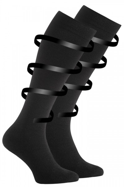 Support and Travel Socks, with Compression effect