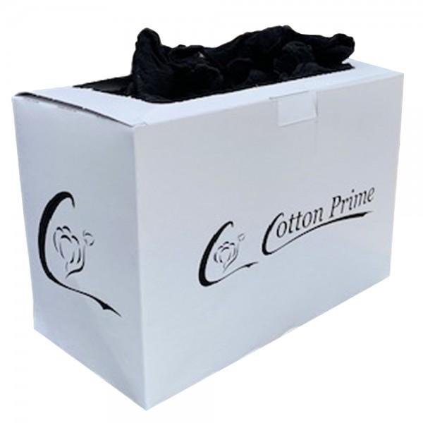 100 Pack Disposable try on foot socks 20 denier, Black