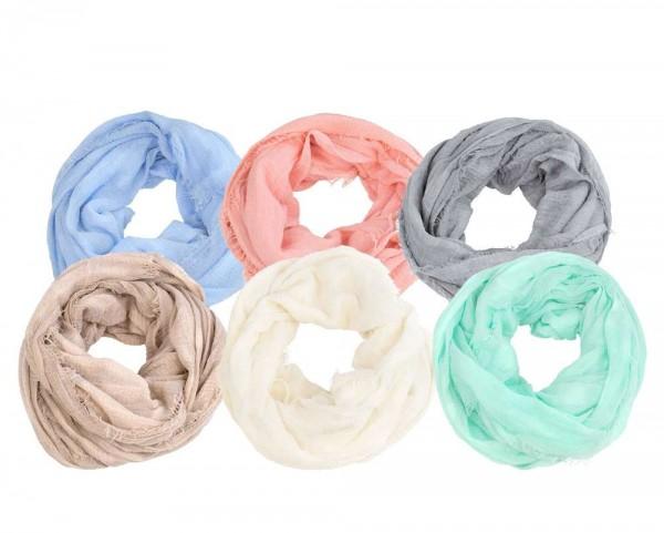 "ladies scarves - ""Soft Colors"" patterned"