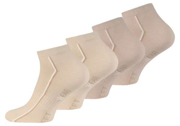 8 Paar Sneaker Socken -STREET WEAR-