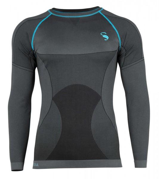 STARK SOUL® Seamless Base Layer Longsleeve functional shirt