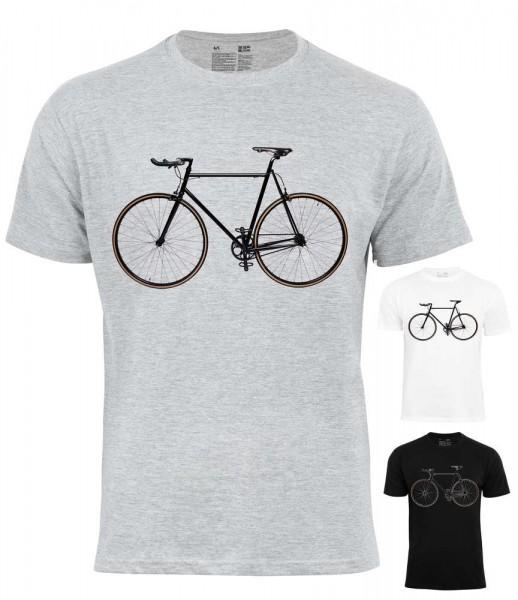 T-Shirt Bike - Fahrrad