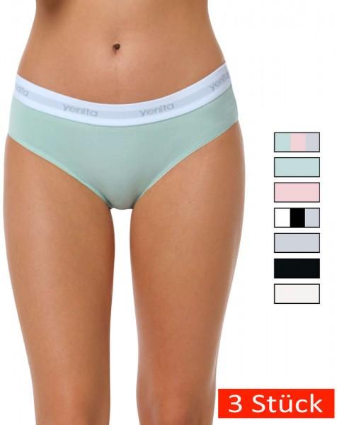 Modern-Sports-Collection - Bikinislips (3er Set)