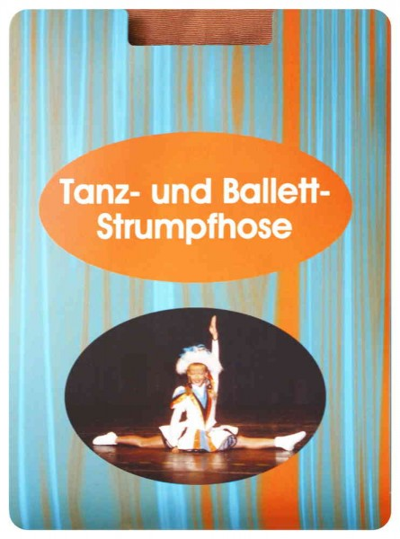 2 Stück Kinder Tanz- Ballett- Cheerleader Strumpfhosen