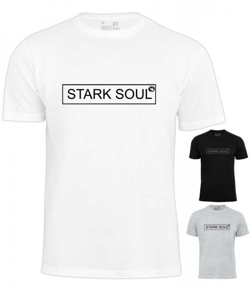 "Shortsleeve Shirt ""STARK SOUL"""