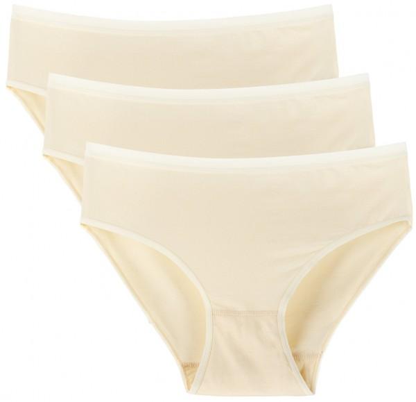 3er Set Bambus Bikini Slip