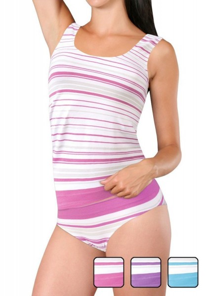 Tank Shirt Spring Stripes