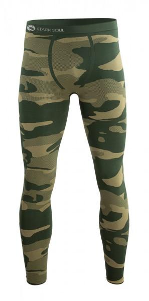 Funktionswäsche - Hose - Camouflage