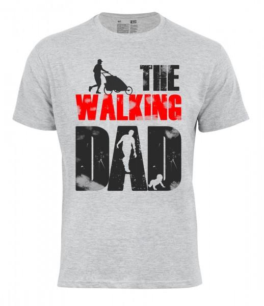 Fun-Shirt -THE WALKING DAD