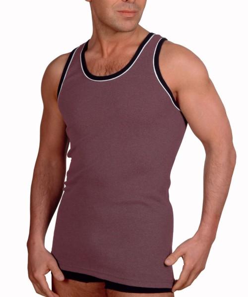 Herren Unterhemd, Tank-Shirt, Achselhemd - (Einzeln oder im 5'er Pack)