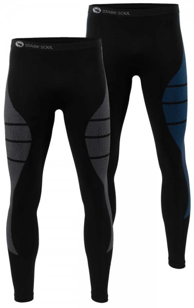 Mens Seamless Functional Thermal Underwear